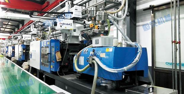 恒荣机械和你一起推动工业4.0智能制造时代